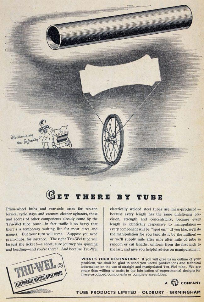 Advertisement, 1948.