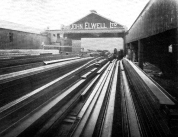 John Elwell Made In Oldbury