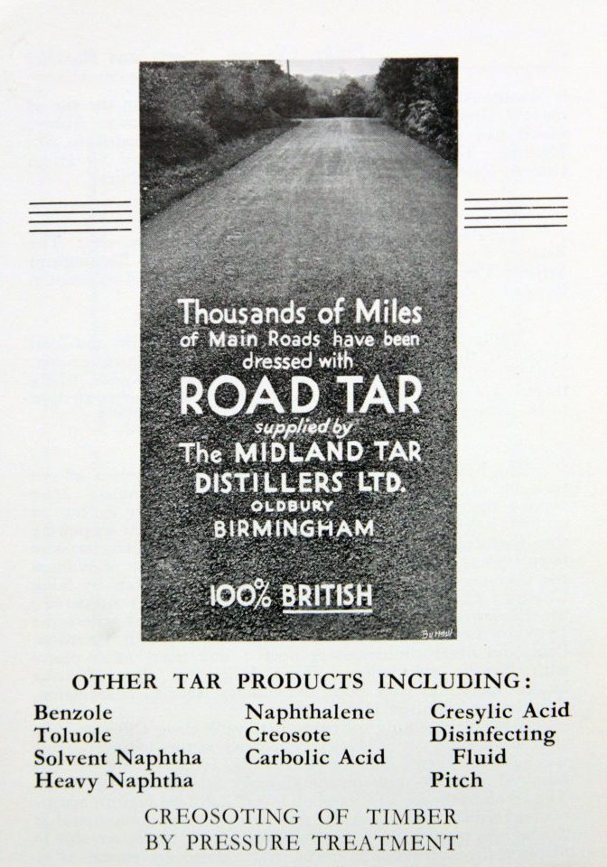 1938 advert.
